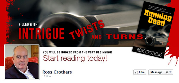 Author Ross Crothers Facebook header