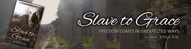 Slave to Grace WordPress header