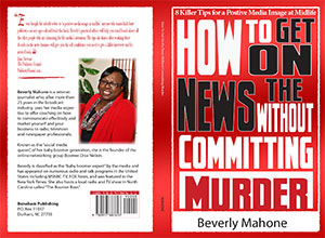 How to Get on the News without Committing Murder